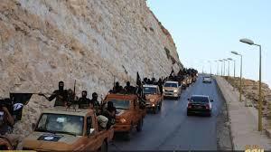 L'Isi e la Libia