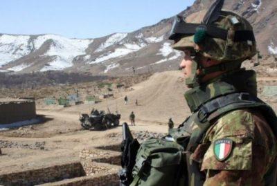 Militari italiani a Mosul