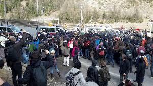 Profughi al Brennero