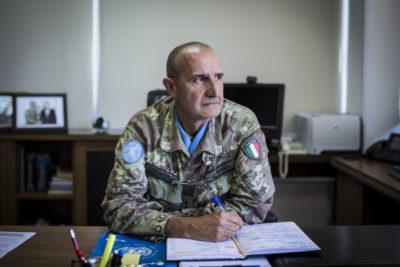 Il generale Paolo Serra