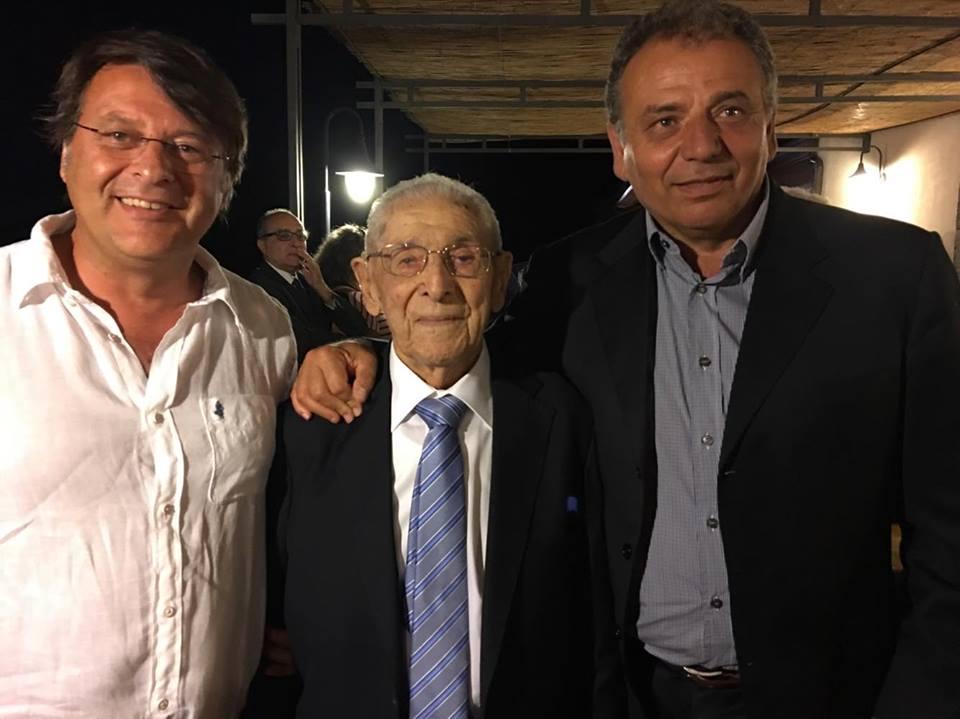 Paziente in cardiologia a Taormina festeggia 100 anni