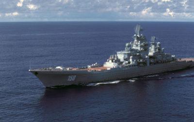 La Pietro il Grande della Flotta Russa