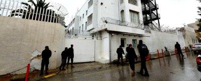 L'ambasciata italiana a Tripoli