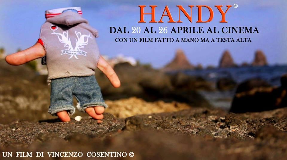 Handy - la rivolta delle mani siciliane. Un film per restituire dignità nel mondo alla Sicilia. Intervista a Vincenzo Cosentino