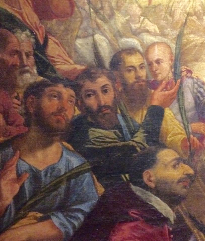 Pieter Paul Rubens e la pittura della controriforma: il fedele che vuole parlare con Dio