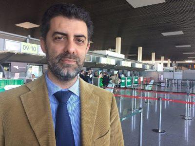 L'amministratore delegato di SAC, Nico Torrisi
