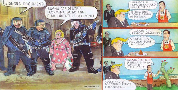G7, riecco Maria Elena Boschi a Taormina. L'accompagna Alfano…