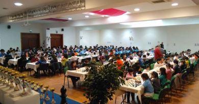 500 giovani scacchisti ai Campionati Regionali Giovanili della Sicilia