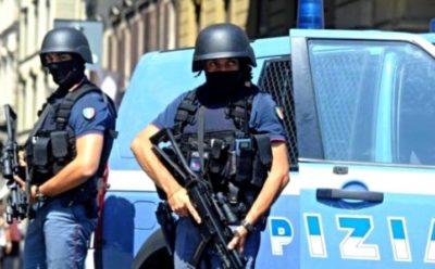 Antiterrorismo Polizia