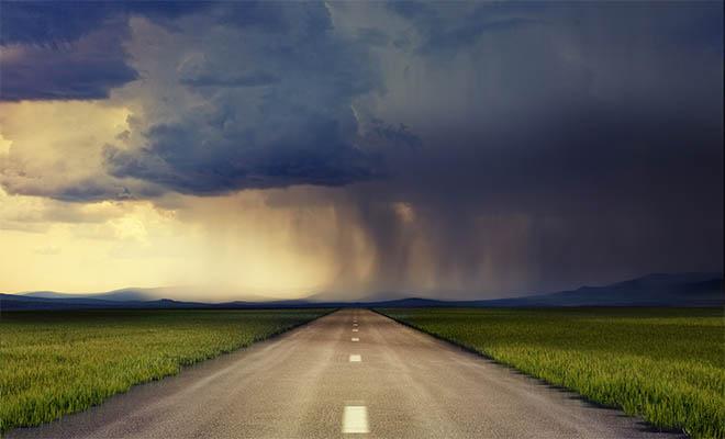 Diffondono da secoli i gelidi venti del nord i germi della presunzione e dei falsi miti: e  avanza  il crepuscolo dell'occidente