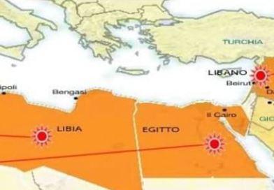 """Mattarella: """"Il Mediterraneo torni luogo di civiltà"""""""