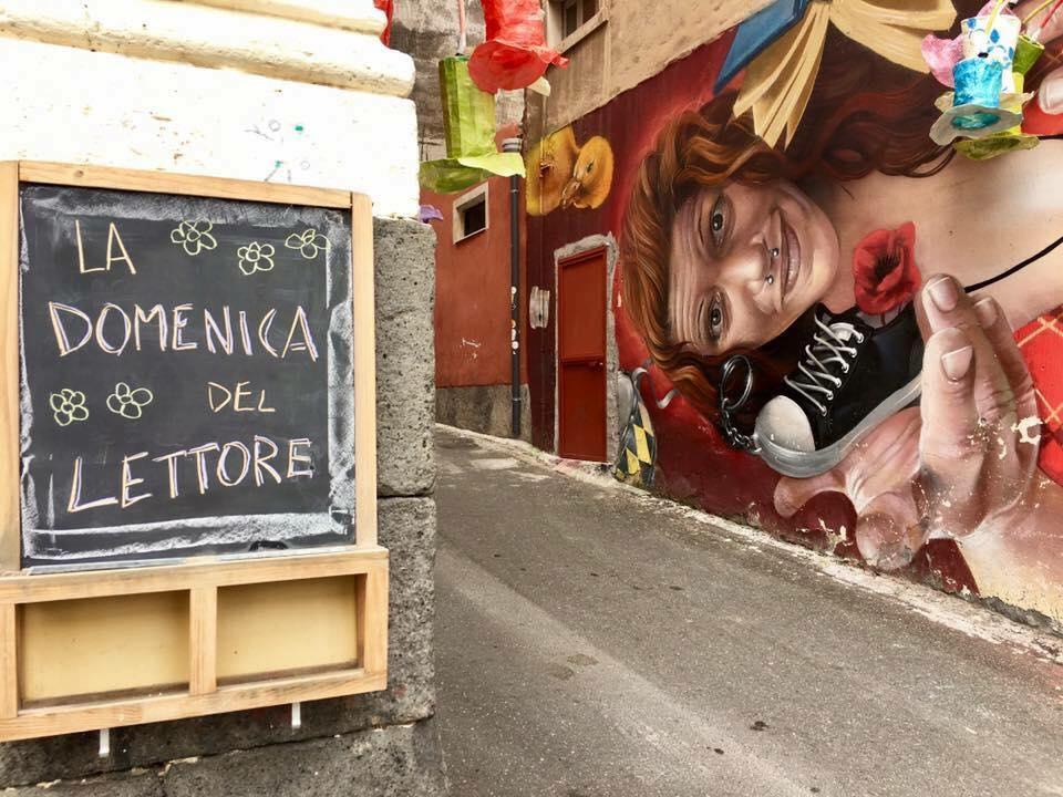 A Catania la domenica dei lettori di Gammazita: le pagine del cambiamento