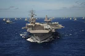 Flotta USA nel Mediterraneo