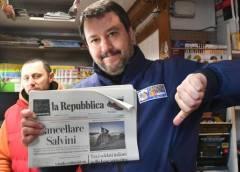 Migranti, voto su Salvini il 20. Casellati decisiva, ira Pd-M5S