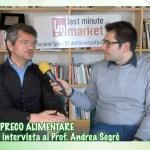 GIORNATA MONDIALE DELL'ALIMENTAZIONE E RAPPORTO FAO: IL COMMENTO DEL FONDATORE DI LAST MINUTE MARKET ANDREA SEGRE' CON I DATI DELLE PERDITE AGRICOLE IN CAMPO, IN ITALIA