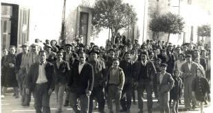 sciopero anni 60
