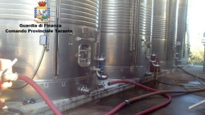 19.12.2013 - frode vino Manduria