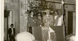 MARUGGIO - Elezioni comunali del 1964