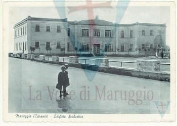 Maruggio - Edificio scolastico (1954)
