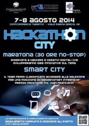 HACKAMTHON CITY - TARANTO