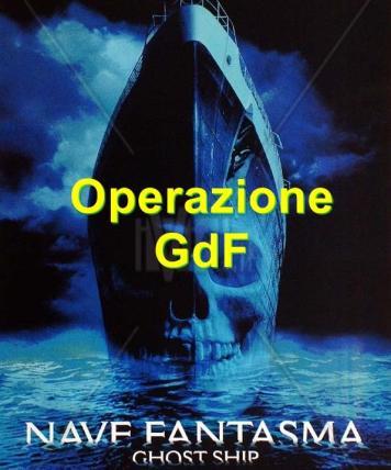 Operazione Ghost ship