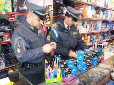 14.01.2015 -Contraffazione marchi e sicurezza prodotti