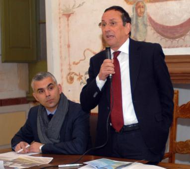 Gianluca Buemi e Franco Ancona quadrato
