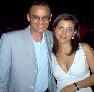 Magdi Allam con Micol Bruni