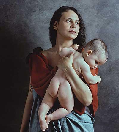 Non credo all'istinto materno e non penso ce ne sia per tutte!