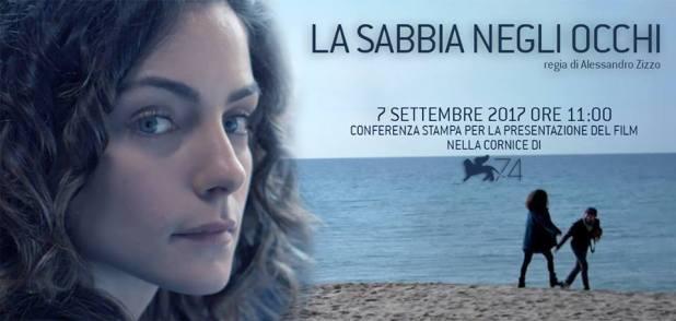 """""""La sabbia negli occhi"""" film di Alessandro Zizzo sbarca a Venezia - IL BACKSTAGE"""