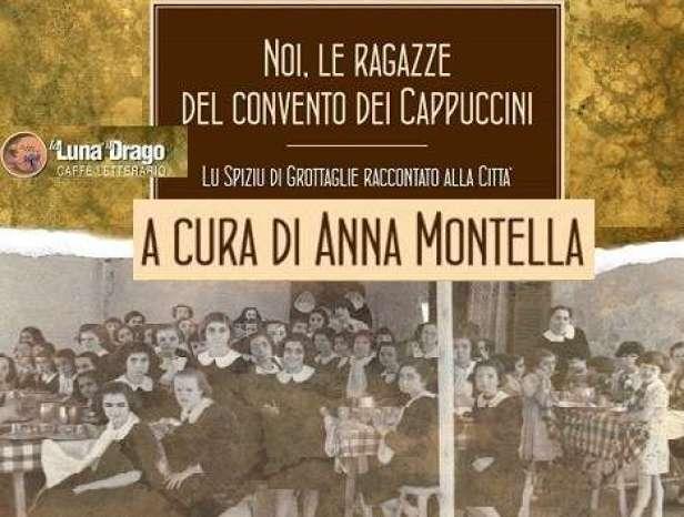Il racconto dei Cappuccini, a cura di Anna Montella, alla Settimana della Cultura del Liceo di Grottaglie, presentato da Marilena Cavallo