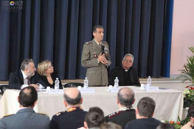 Mens sana in corpore sano - Stoccata vincente tra Liceo ed Esercito Puglia