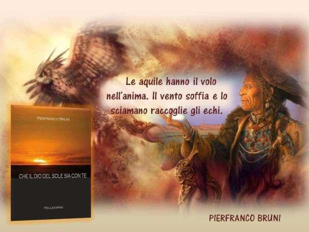 Sabato 7 aprile a Nuovo Rinascimento a Milano si parlerà di poetica sciamana con Pierfranco Bruni
