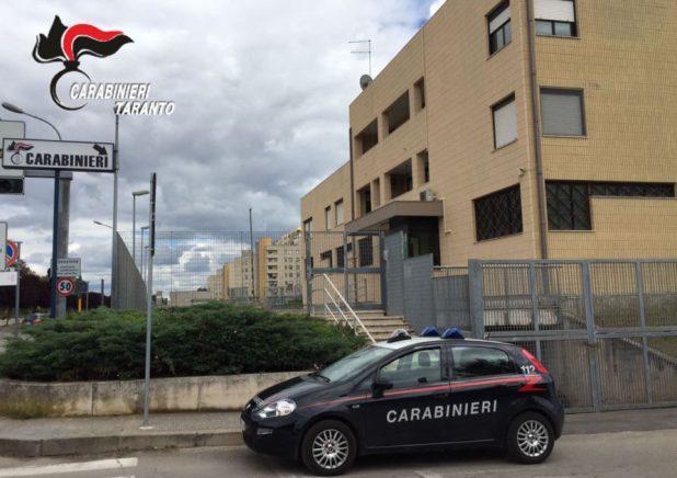 Taranto: Anziani derubati dalla badante. I Carabinieri denunciano una coppia di coniugi e recuperano l'intera refurtiva.