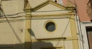 """SAVA, 1852: La chiesetta del """"Cristo di Galatone"""" prigione e tomba del """"giovane  Alfonsino"""""""