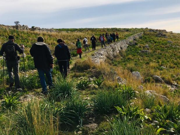 """Per la prima volta, l'A.S.D. """"Terra Nostra"""" di Sava (Ta) organizza una lunga passeggiata di circa 45 km, da effettuarsi nell'arco di una intera giornata"""