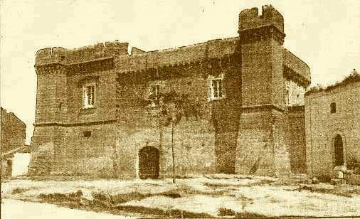 Fortezze e Castelli di Puglia: Il Castello Muscettola di Torricella