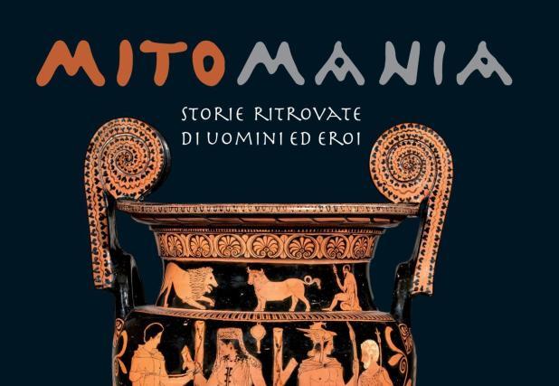 """Al  MArTA di Taranto si inaugura la mostra """"MitoMania"""", storie ritrovate di uomini ed eroi"""