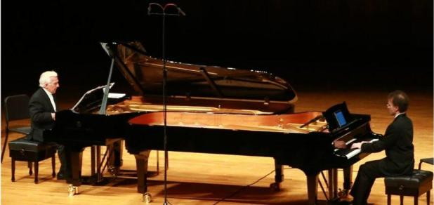 La musica e la visione interpretativa della mano assoluta di Vladimir Ashkenazy