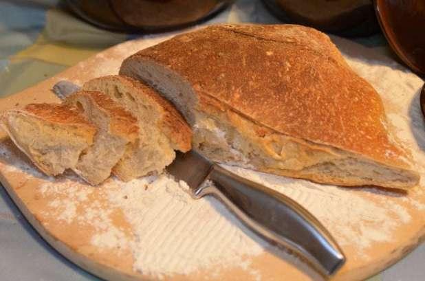 Alimentazione: arriva il pane all'acqua di mare