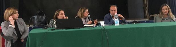 Conferenza di diritto costituzionale al Liceo di Manduria, tra i temi affrontati benessere civile e sanità