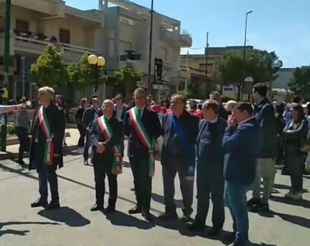 """Manduria, oltre tremila presenze alla """"Marcia della Civiltà"""""""