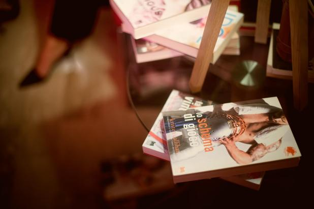 Certe donne, Alessandra Friuli: Cambio pagina