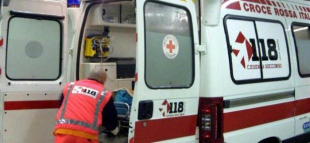 Incidente stradale sulla Manduria Avetrana, grave un pensionato