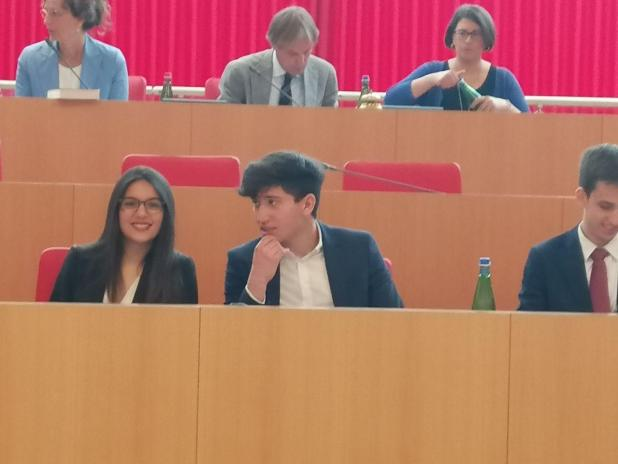 """Concluso il percorso """"Giovani in Consiglio"""" della Regione Puglia"""