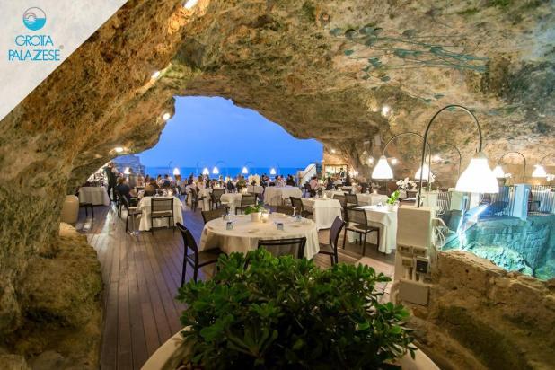 Polignano a Mare, pesce scaduto: chef e staff di Grotta Palazzese chiedono scusa ai clienti