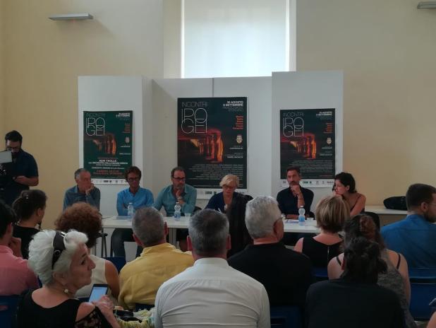 Lecce - Presentato il festival Incontri Ipogei un progetto ideato e diretto da Daniel Bacalov. Anteprima il 2 agosto con i New Troll