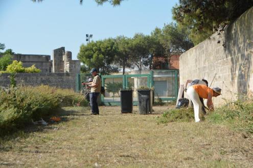 Parco Archeologico di Manduria, avviati i grandi lavori per l'imminente apertura al pubblico