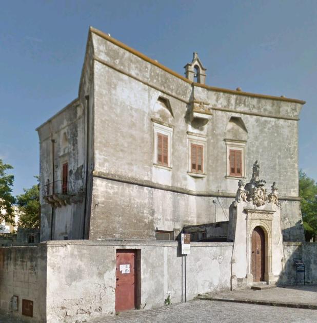 Fortezze e Castelli di Puglia: IlCastello di Melendugno
