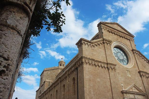 Anche Maruggio partecipa più di 10.000 monumenti italiani da fotografare per illustrare wikipedia: wiki loves monuments